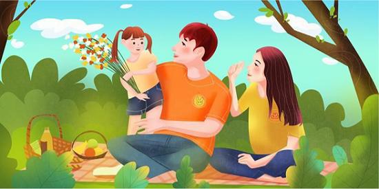 线上沙龙:《为孩子阳光未来蓄能》